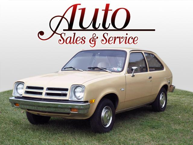 1976 Chevrolet Chevette Indianapolis IN 33166896