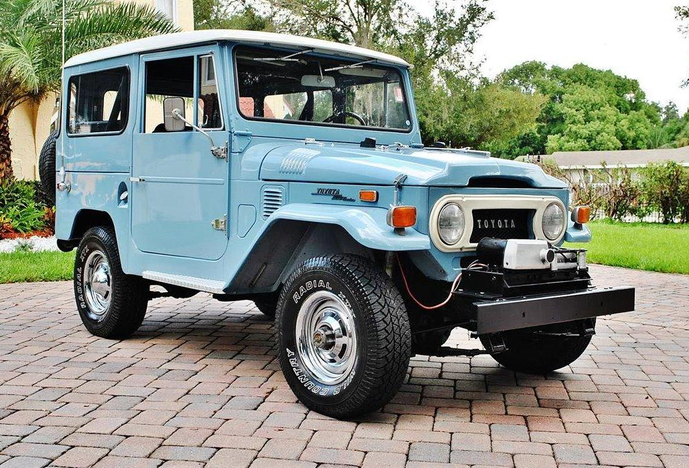 used 1971 Toyota Land Cruiser FJ40 | Lakeland, FL For Sale in ...