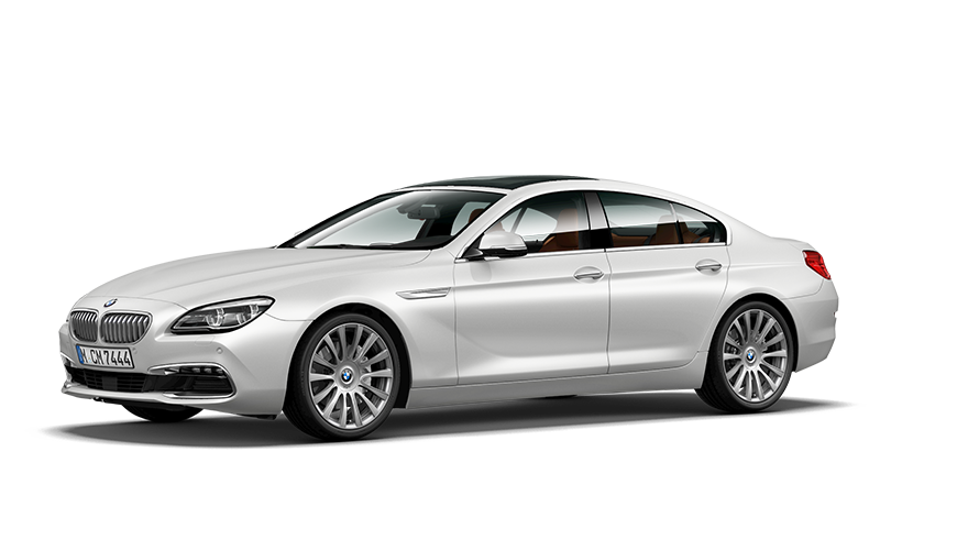 BMW 6 Series : Overview