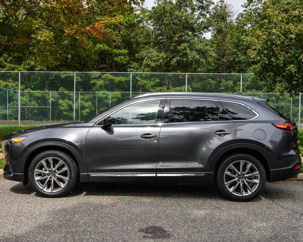 FIRST DRIVE: 2017 Mazda CX-9 -- Affordable BMW X5 Alternative?