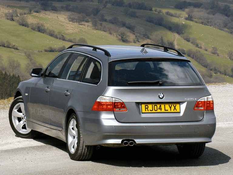 2004 BMW 525i ( E61 ) touring - UK version #386388 - Best quality ...