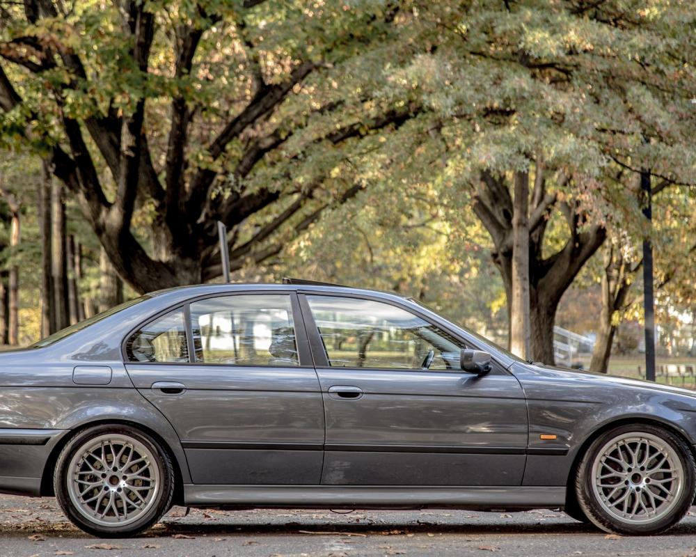 Four Reasons Why You Need To Buy A BMW E39 540i Right Now | Bmw ...