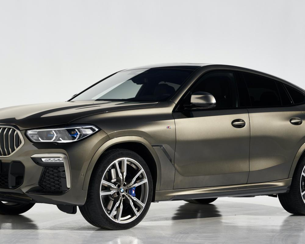 All-New BMW X6 M50d here to take on Audi SQ8 TDI
