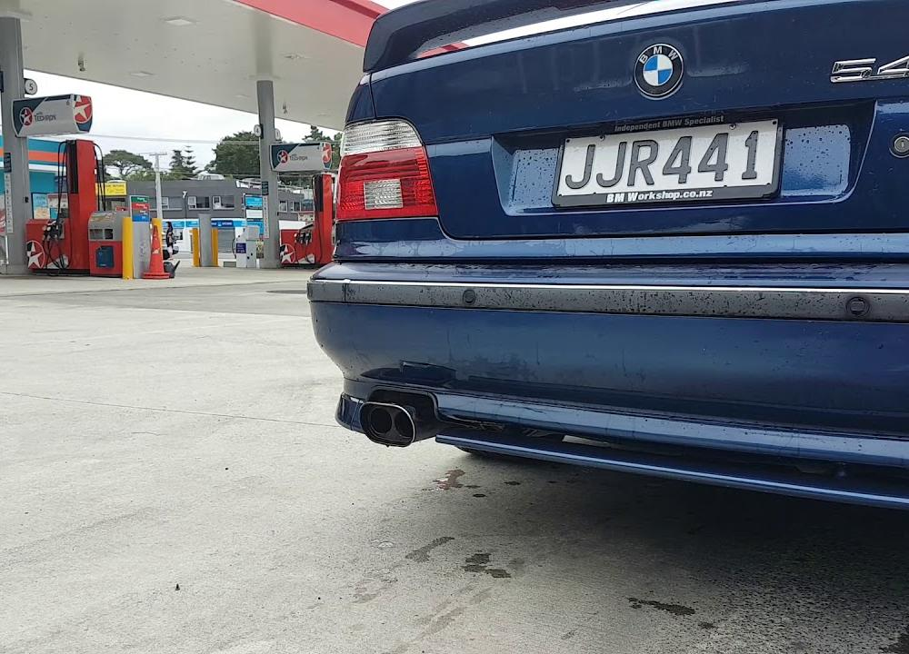 My bmw 540i AC Schnitzer... walk round - YouTube