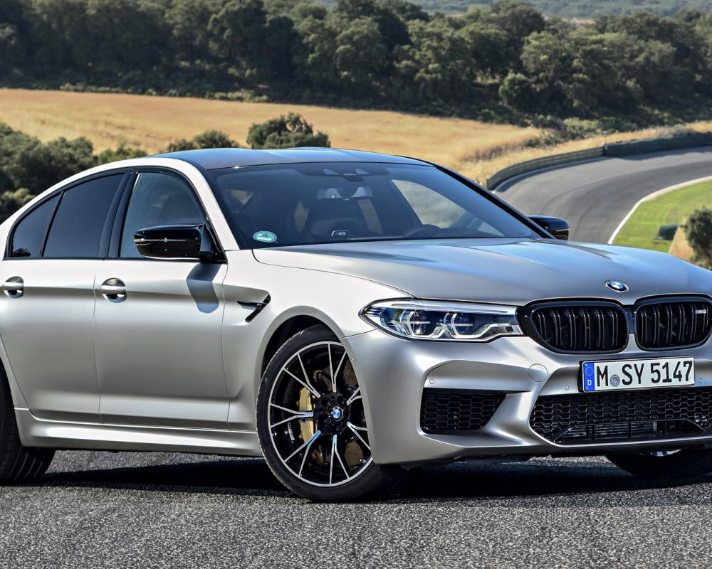 "Next-Gen 2024 ""G60"" BMW M5 Rumored to be the First Electrified M5"