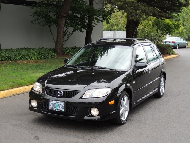 2003 Mazda Protege 5 / Sports Wagon/ 5-Speed manual/1-Owner