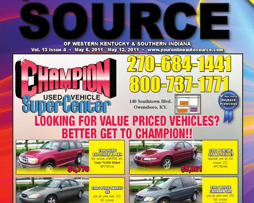 The Auto Source by T&W Publishing - issuu