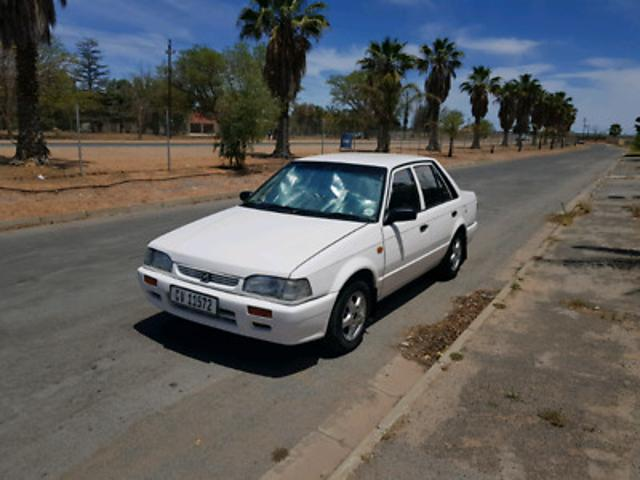 Mazda 323 in West Rand - used mazda 323 2001 west rand - Mitula Cars