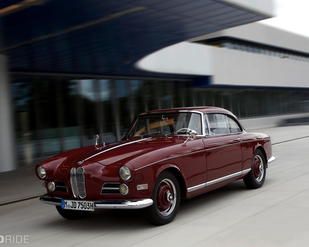 BMW 503 Coupe | Motor1.com Photos