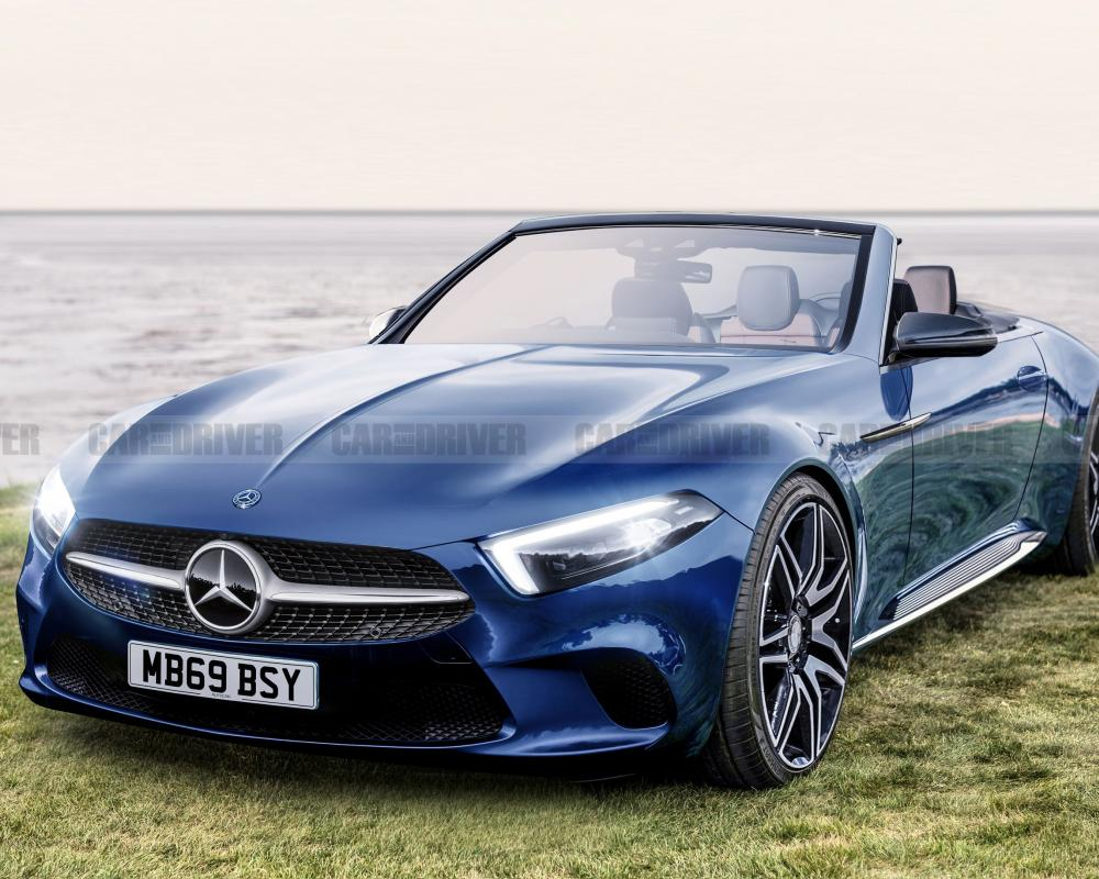 2022 Mercedes-Benz SL-Class: What We Know So Far