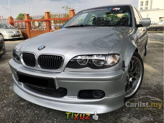 BMW 3 Series 325 Used Cars in Serdang - Mitula Cars
