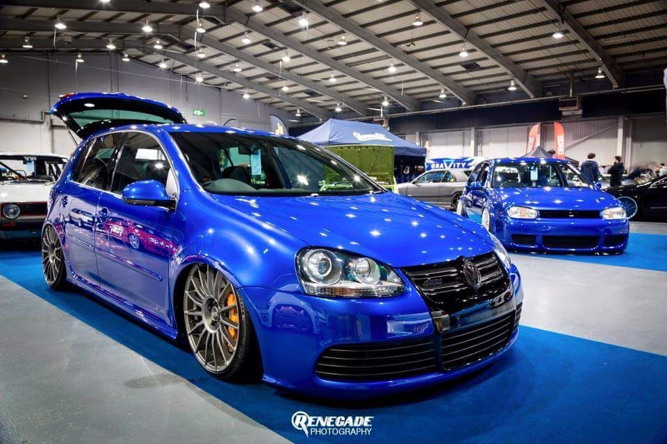 Brothers in arms #VolkswagenGolfMk5 (With images) | Volkswagen ...