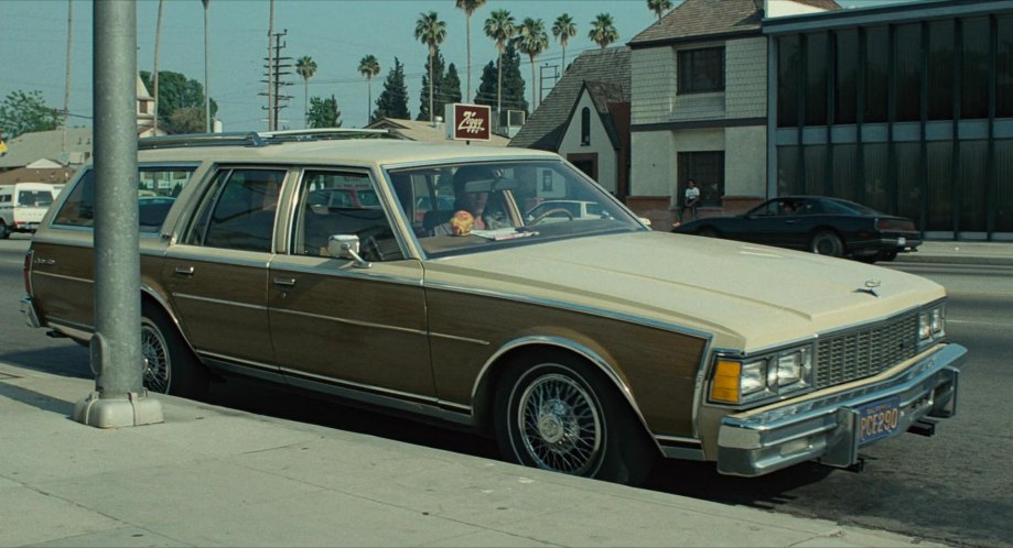 "IMCDb.org: 1979 Chevrolet Caprice Estate Wagon in ""The Terminator ..."