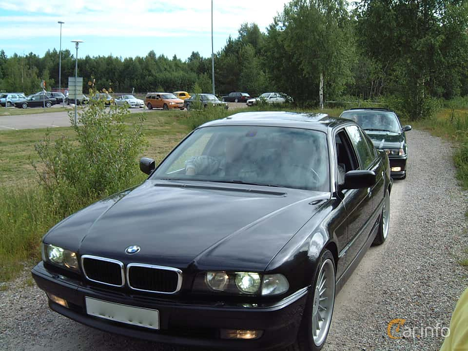Removed ad - BMW 740i Automatic, 286hp, 1997