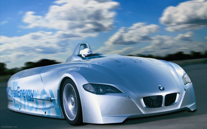 EHA » BMW Wants To Bring A Hydrogen-Fueled Race Car To The LeMans Race