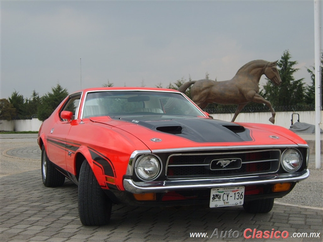 Ford MUSTANG GT 351 Coupe 1971 #26138 - Detalle Auto - AutoClasico ...