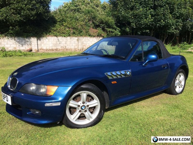 2000 Sports/Convertible Z3 for Sale in United Kingdom