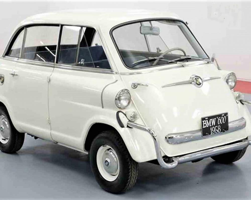 Stretch-limo '58 BMW Isetta 600 for sale in Denver