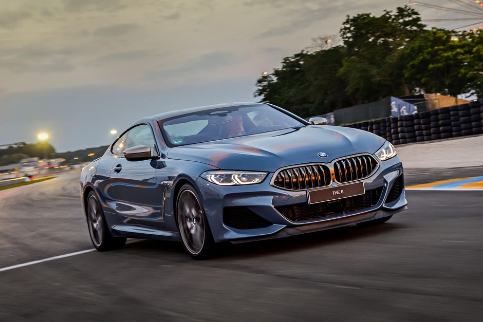 2019 BMW 8 Series: Pricing starts at $111,900 for the M850i - Roadshow