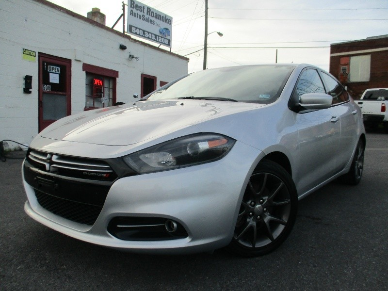 2013 Dodge Dart 4dr Sdn SXT Best Roanoke Auto | Dealership in Roanoke