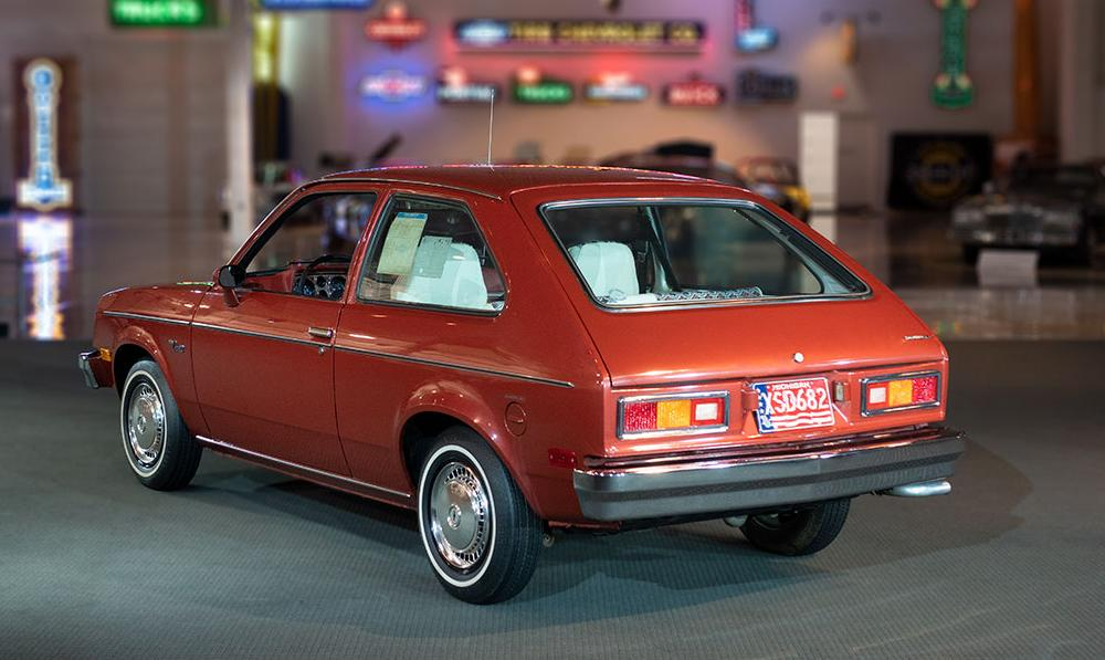 GM Heritage Center Collection | 1976 Chevrolet Chevette