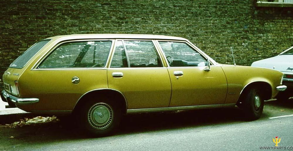 OPEL REKORD D Estate: 2nd car I ever owned: again sourced from ...