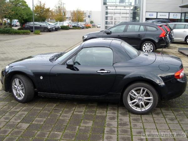 Erfahrungsbericht Mazda MX-5 MZR Roadster Coupe