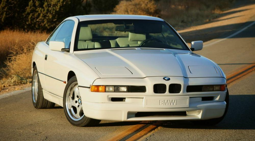 White On White 1995 BMW 850 CSi Is A Pure Unicorn With M Genes ...