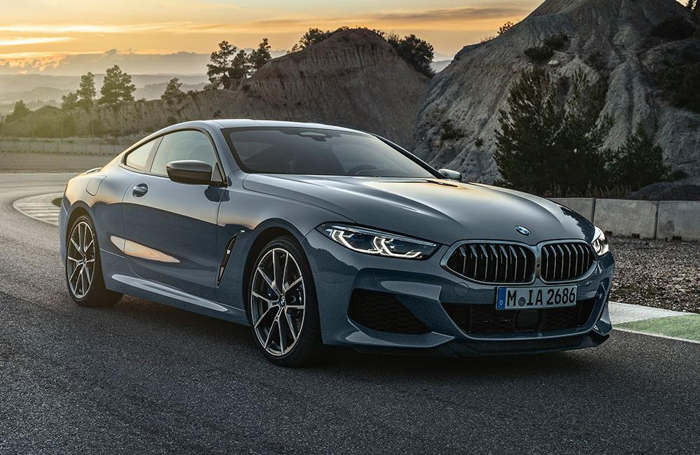 A Closer Look At The All-New BMW 8 Series Coupe — urdesignmag