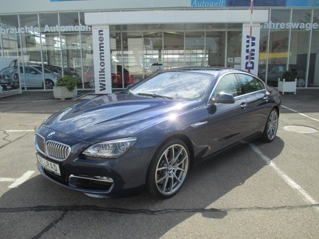 BMW 650 Gran Coupe 650i xDrive Gran Coupe used buy in Rielasingen ...