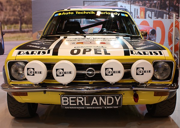 Mein Techno Classica Messe Highlight 2011: Der Opel Ascona A vom ...
