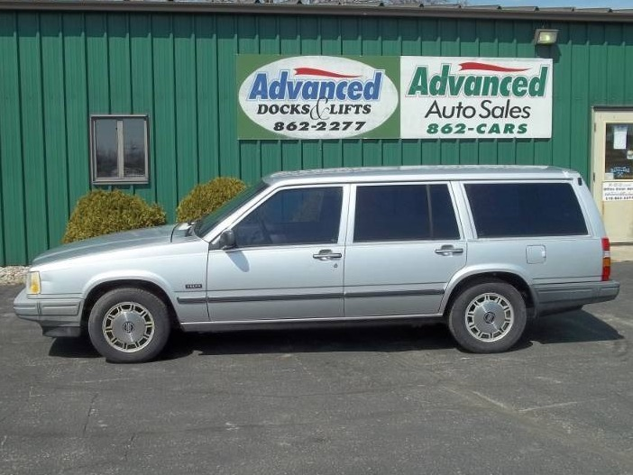 1990 Volvo 740 Wagon | Advanced Sales Consignment Auction #232 | K-BID