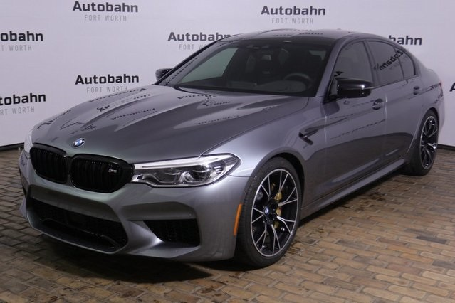 Certified Pre-Owned 2019 BMW M5 SALE PENDING 4D Sedan in Fort ...