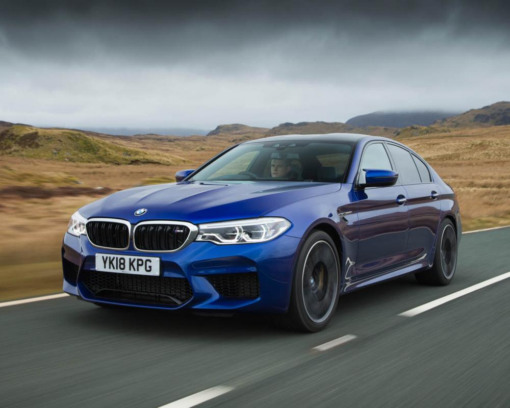 BMW M5 Review (2020) | Autocar