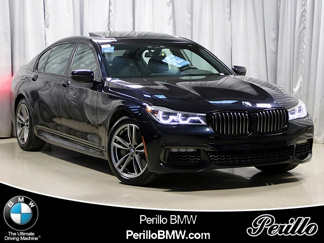 Certified Pre-Owned 2019 BMW 750i xDrive 750i xDrive Car in ...