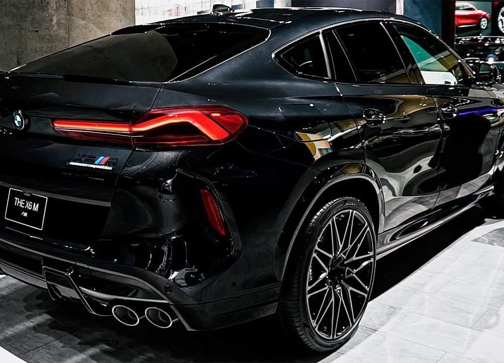BMW X6 M (2020) Competition - New High-Performance X6 - YouTube