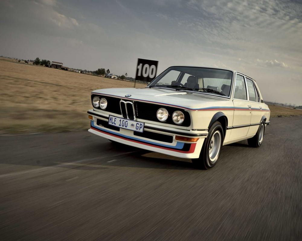 The restored BMW 530 MLE returns home – True legends live forever.