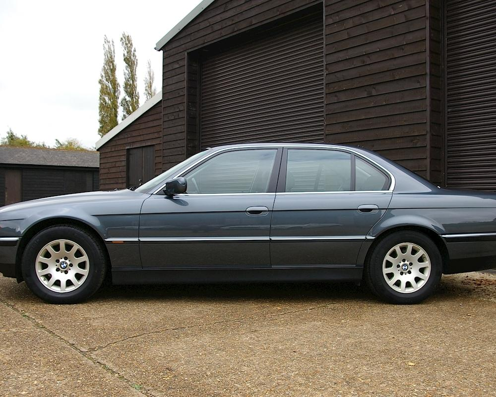 Used BMW 7 Series 735i SE Automatic | Seymour Pope -