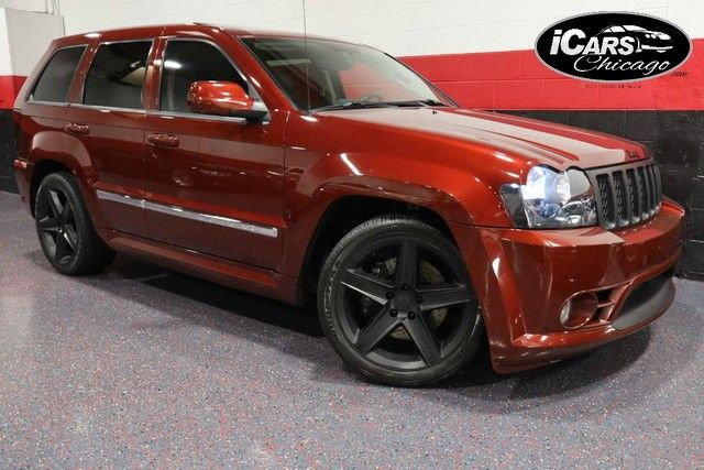 2007 Jeep Grand Cherokee SRT-8 Supercharged 4dr Suv Skokie IL 30711965