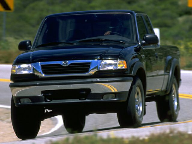 2000 Mazda B2500 Reviews, Specs, Photos