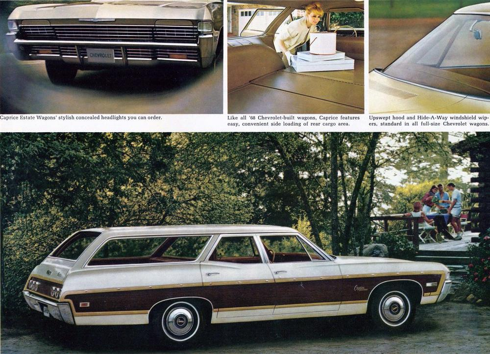 1968 Chevrolet Caprice Estate Wagon | coconv | Flickr