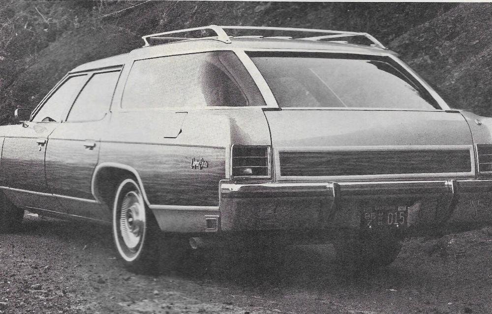 Vintage Review: 1973 Chevrolet Caprice Estate – In A Giant Clam ...