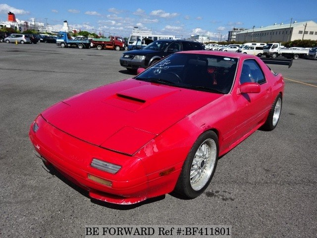 Used 1990 MAZDA RX-7 GT-R/E-FC3S for Sale BF411801 - BE FORWARD