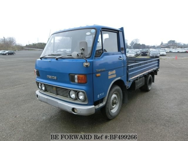 Used 1979 MAZDA TITAN CAB OVER/EXR15 for Sale BF499266 - BE FORWARD