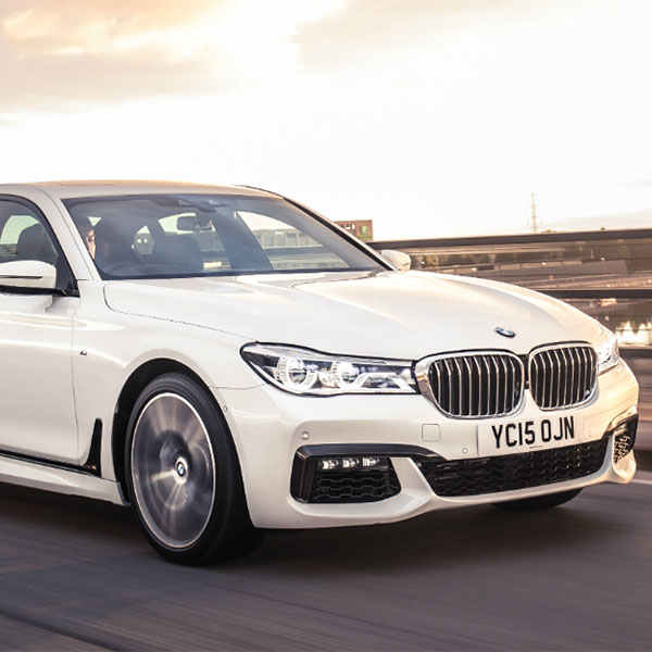 The Clarkson review: 2016 BMW 730Ld M Sport