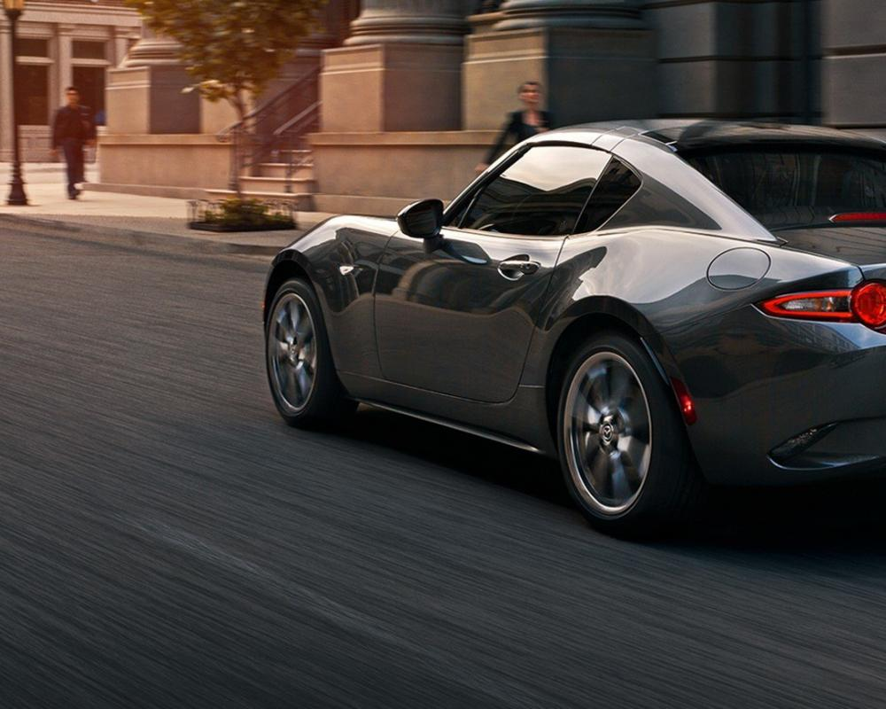 Mazda MX-5 Miata RF Price & Lease Deals - Cincinnati OH