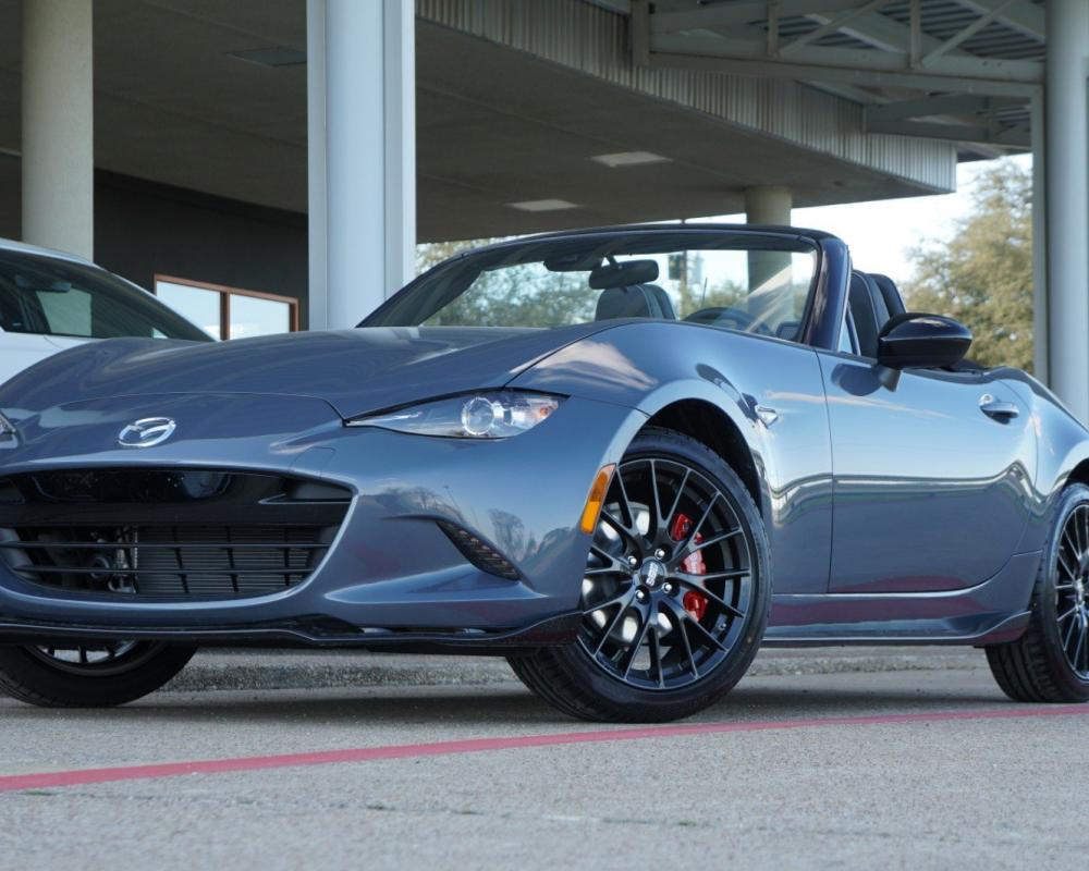 New 2020 Mazda MX-5 Miata Club Convertible in Irving #ML0410556 ...