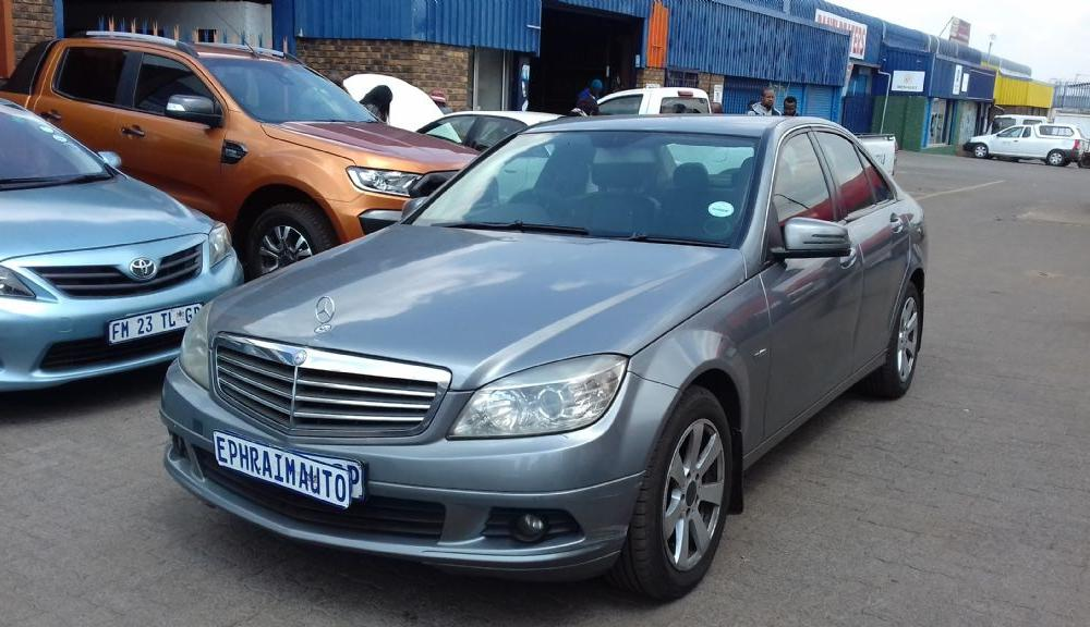 Mercedes-Benz C200 CGi BE Avantgarde Auto for sale in Johannesburg ...