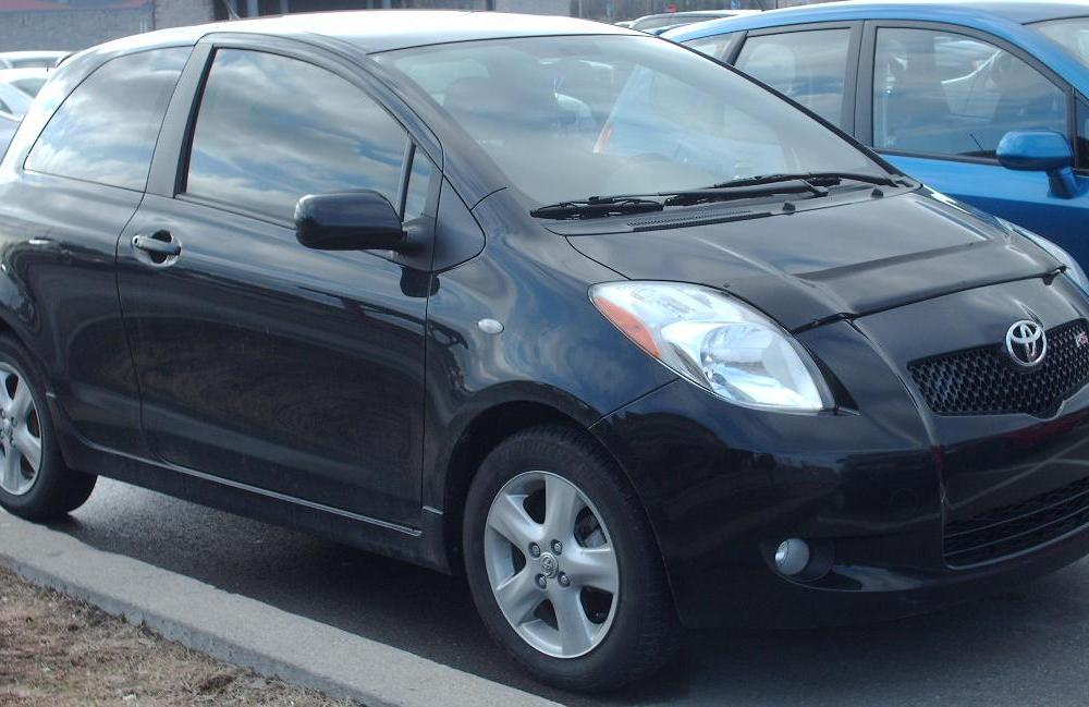 File:Toyota Yaris RS 2-Door.JPG - Wikimedia Commons