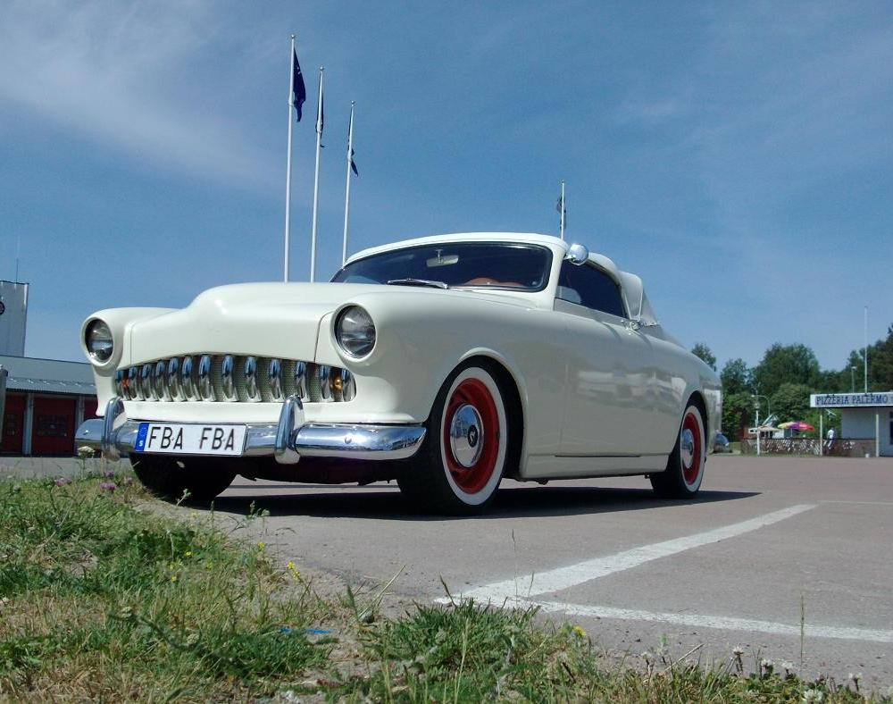 Volvo Amazon Custom – Sweden